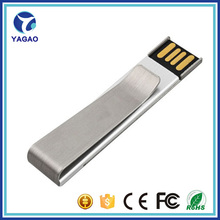 Metal Clip USB Flash Drive,OEM stainless steel for technical hardware equipment parts