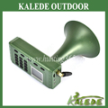 Hunting bird mp3 quail sounds pigeon decoy cp-380 with 35W speaker bird type hunting device