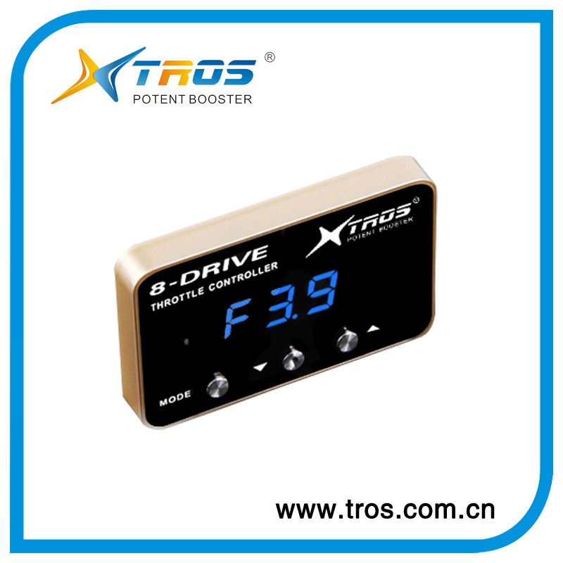 Fuel Saving and Fast Speed Electronic Throttle controller for Mazda , Toyota , Hyundai etc