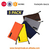 5 Pack Heavy Duty 16 oz. Canvas Tool Bags Tool Pouch