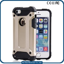 Most popular tpu + pc shockproof phone case for iphone 5c