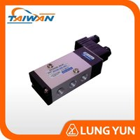 CHINA 12V 5 PORT 3 WAY POSITION NORMALLY CLOSE SOLENOID VALVE COIL