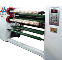 Good Sealed bopp tape slitting rewinding machine made in china machinery cutting