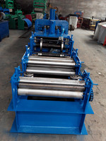 shanghai kejo c z u l channel purline roll forming machine Steel Roofing