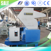 CE Approved Waste Plastic Film Can PET Bottle Crusher