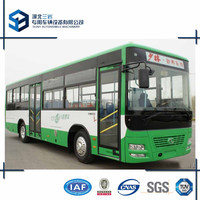 10.5meters length 50 seater Bus City bus