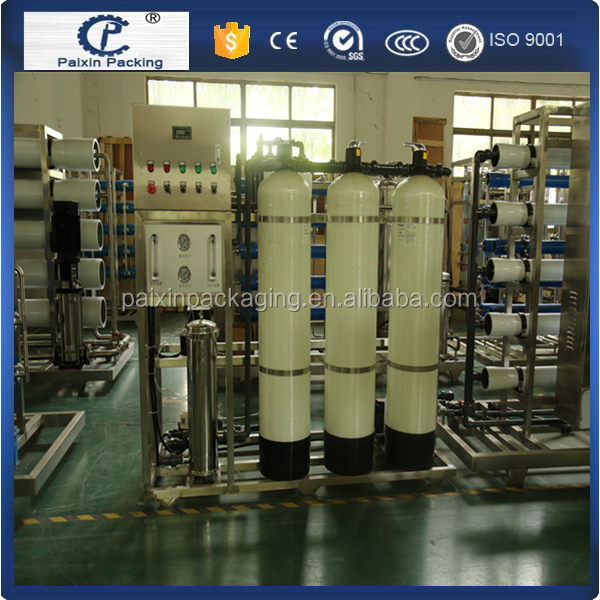 Easy operation Mineralized water treatment system,Customized and Efficient from shanghai