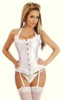 2015 Latest Style wholesale steel boned bustiers New Design open hot sex women photo corset cheap price