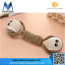 Wholesale Cotton Rope Pet Toy for Dog to Chew PT73