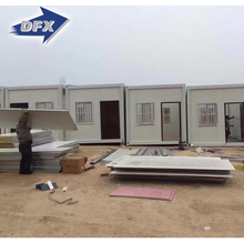 Easy Assemble Prefab Flat Pack Container Houses
