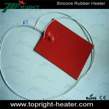Plastic silicone rubber solar stock tank heater made in China