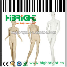 high-end egghead sexy clothes display model