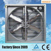 Hot selling industrial poultry house super large airflow smoking room blower