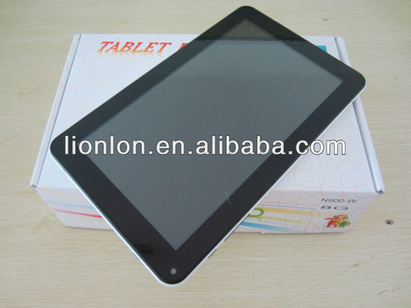 9 inch android tablet mid A13 with free games