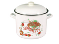 26cm Spaghetti Pot /Enamel Stock Pot