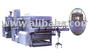 Bactericidal spray machine