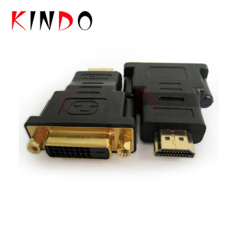 Kindo HDMI to DVI audio adapter female to male DVI to HDMI Adapter