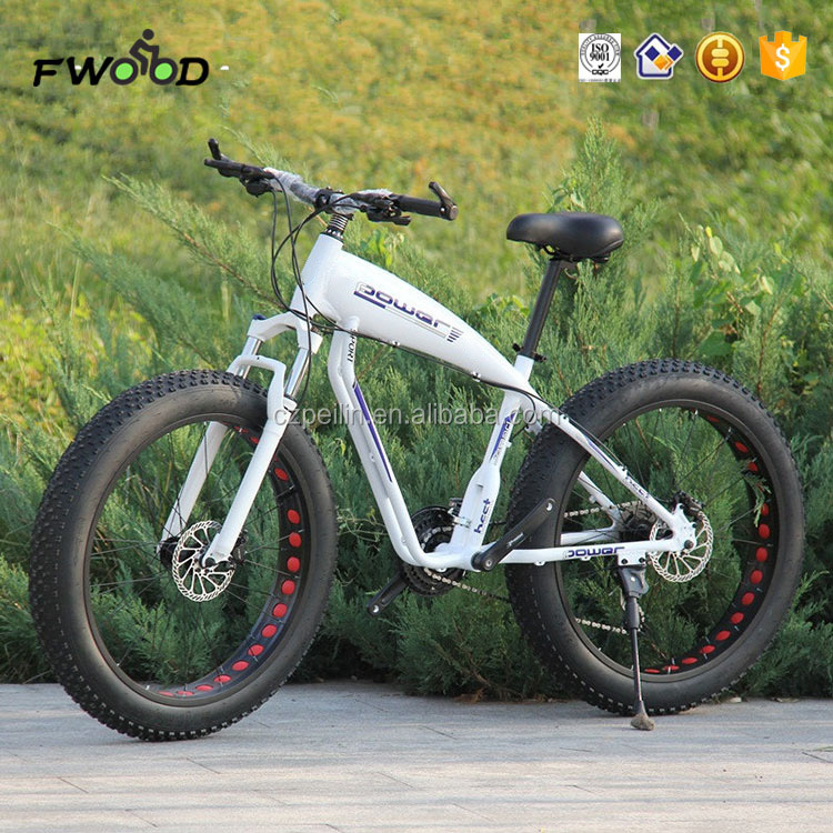 Wholesale bike bicycle 26 white new style aluminum alloy frame cruiser bicycle beach cruiser bike