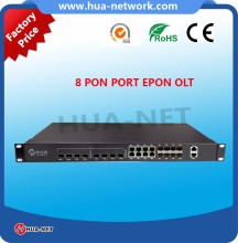 Good Compatibility with FTTH 8 PON EPON OLT