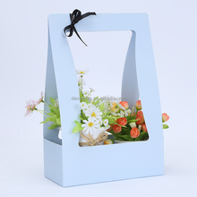 Best Custom Foldable Flower Basket Flower Packaging Gift Boxes