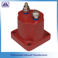 3054609/3021420 12V Electrical Stop Solenoid Valve In China