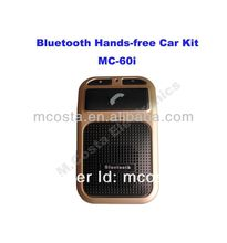 MC60i Multipoint Mini Hands Free Bluetooth 3.0 with DSP Technology Speakerphone