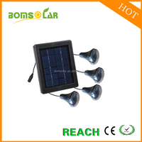 High lumens 80 leds security shed solar powered shed light