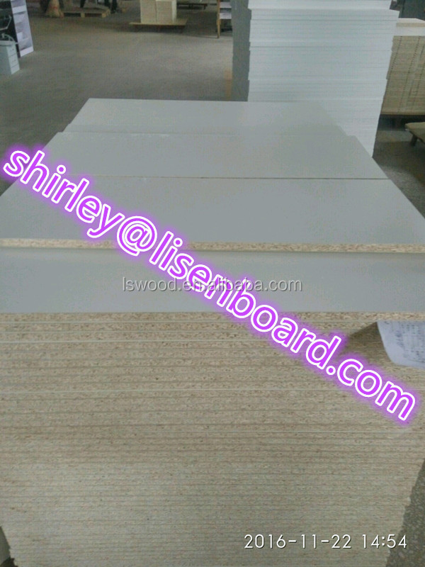 LISEN WOOD Cut to size particle board for furniture parts directly