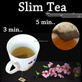 New Chinese herbal body-benefit slim tea