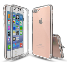 Bulk tpu cell phone case, Crystal Clear Transparent Soft 0.3mm TPU Phone Case For iphone 7 tpu