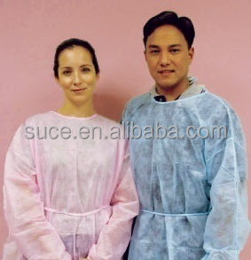 cheap disposable medical doctor gowns