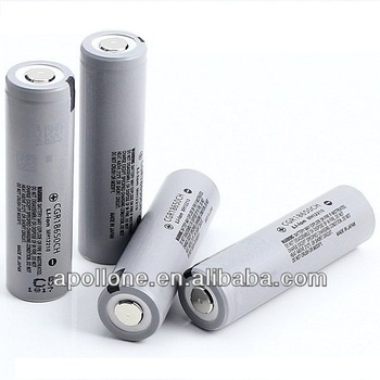 Original CGR18650CH cells 2250mAh li ion batteries