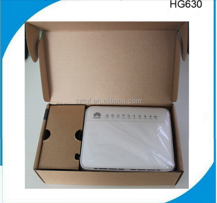 Huawei ADSL/VDSL2/ADSL2+ Modem HG630 Wireless Gateway Router