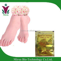 CE approved Jungong bamboo vinegar detox foot patch,OEM service provided foot patch