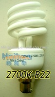 Fluorescent,Energy Saving Light,Energy Saving Lamp,Semi-Spiral S-36W