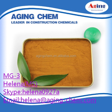 Calcium lignin sulfonate/hs code 3804000090/CLS for refractory material