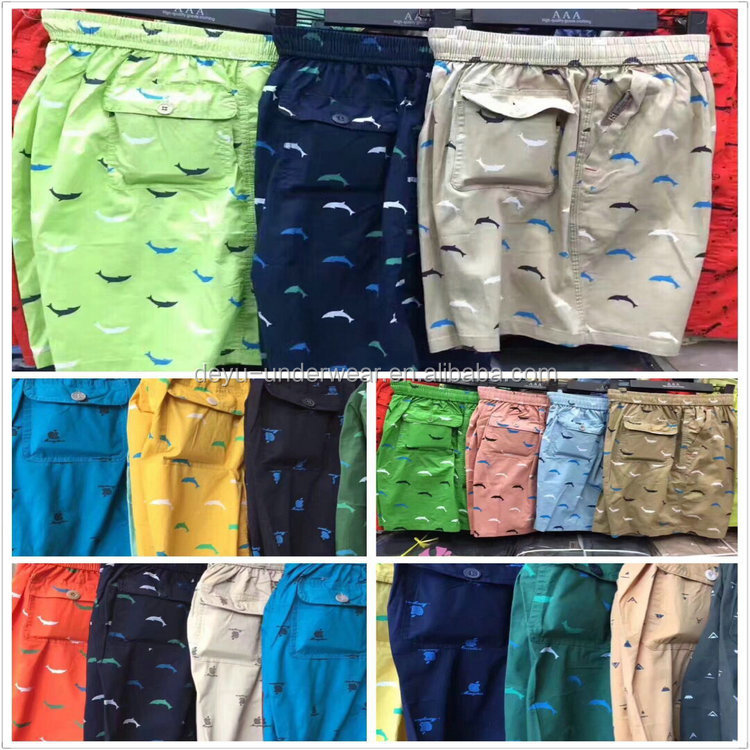 2.6 Dollar Hot Sale High Quality Cotton Material Multi Pockets Men Short Outdoor Pants/Trousers/Shorts (gdzw256)