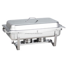 2017 top quality economic Hotel Buffet Equipment/cold and hot chafing dish