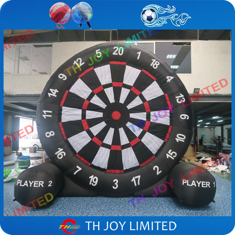 5m/16.5ft giant inflatable dart <strong>game</strong>/inflatable soccer dart board,inflatable foot darts for sale