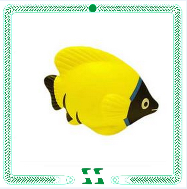 funny squishy animalfish design relief toy