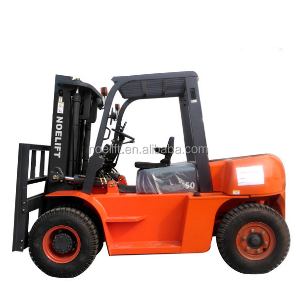 Advice for Buyers 5ton Diesel/lpg counterbalance forklift trucks