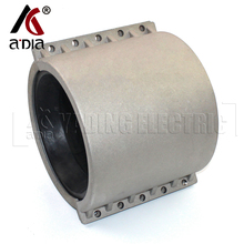irrigation pivot aluminum parts pipe collector best quality thickness manufacturer