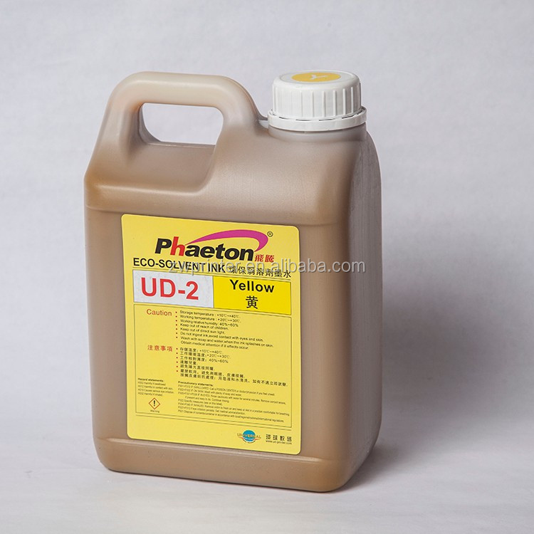 Large Format Digital Printing Phaeton UD-2 ECO Solvent Ink