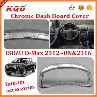 Factory Price Car Dash Board Cover For d-max isuzu2012 dmax Style Interior Dashboard Auto Dashboard Decoration For dmax