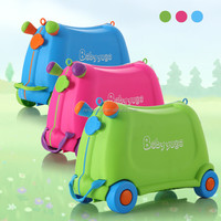 Kids Ride On Rolling Luggage Kids