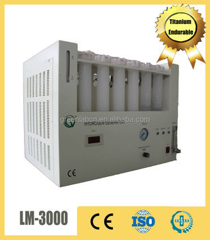 China 3LPM Hydrogen Generator LM-3000 for laboratories