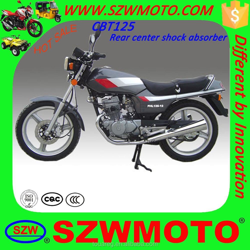 Hot Sale Good quality Affordable Classic CBT SL125-7A street Motorcycle