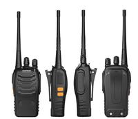 2020 High Quality 5W Professional walkie talkie BF-888S baofeng bf888s portable radio long talking range two way radio