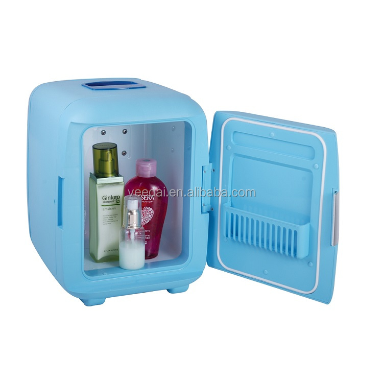 outdoor car camping 6L ac/dc mini refrigerator