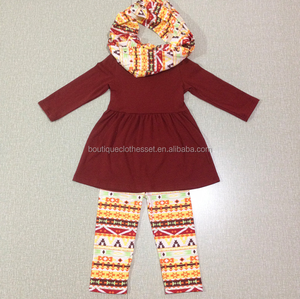 Halloween Boutique Outfits Girls 2016 Fall Clothes Sets Girls Halloween Set